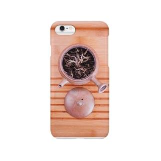 月光白 Smartphone cases
