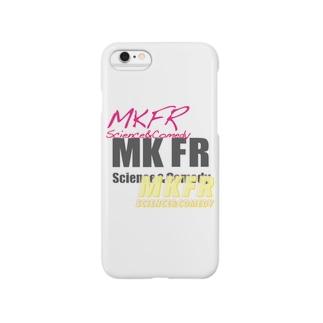マークフリューオリジナルロゴiPhoneケース3 Smartphone cases