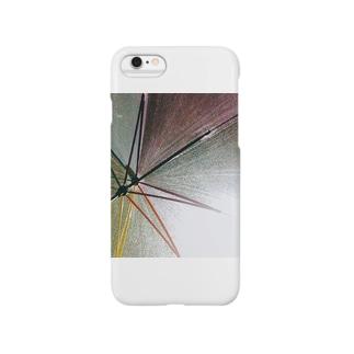 雨の日 スマートフォンケース