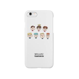 少年ケース Smartphone cases