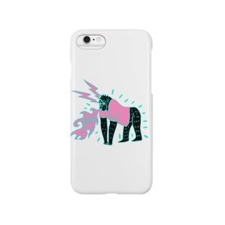 ゴリーラ Smartphone cases
