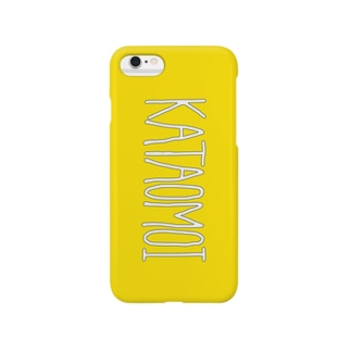 KATAOMOI Smartphone cases