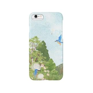 カワセミのいる風景 Smartphone Case