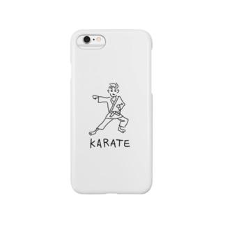 空手 Smartphone cases