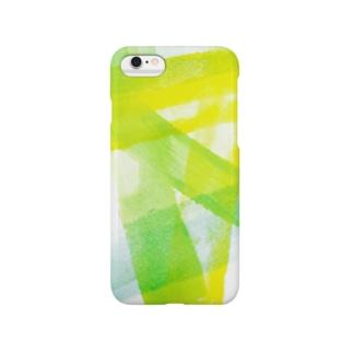 青い春のハル Smartphone cases