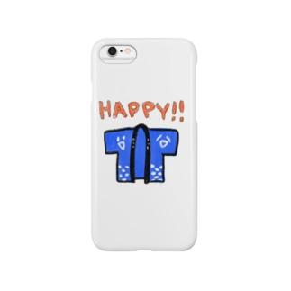 HAPPY!! Smartphone cases