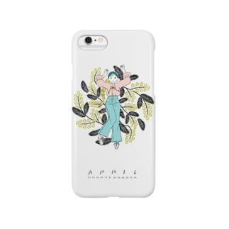 4月のスマートフォンケース Smartphone cases