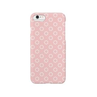 レトロフラワー*小花柄 Smartphone cases