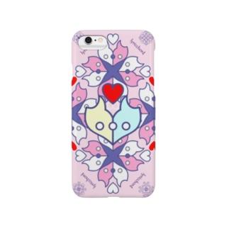 浪漫花-ROMANKA-/桜/スマホケース Smartphone cases