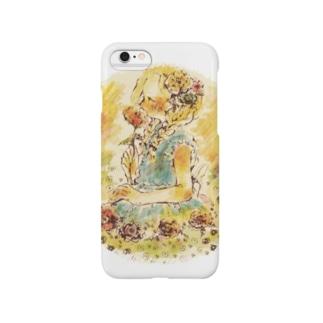 花と彼女 Smartphone Case