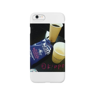 Chips & Coffee Smartphone cases