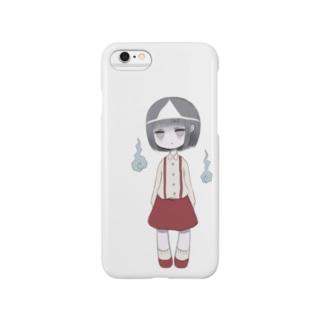といれの花子ちゃん Smartphone cases