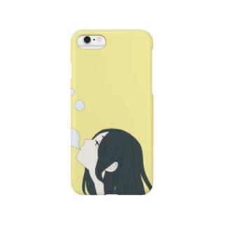 しゃぼん玉 Smartphone cases