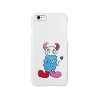 a:kumoシリーズ Smartphone cases