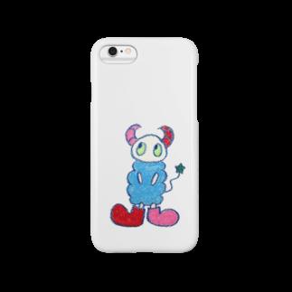 space a:kumoのa:kumoシリーズ Smartphone cases