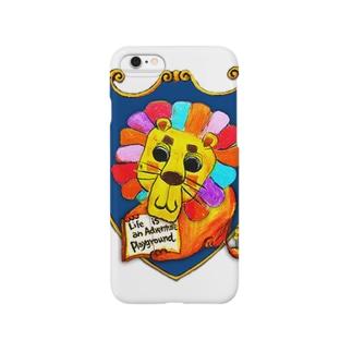 ライオンの子オフィシャル Smartphone cases