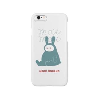 moi moiうさぎ2 Smartphone cases