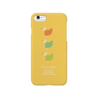 ねずみ3兄弟 Smartphone cases