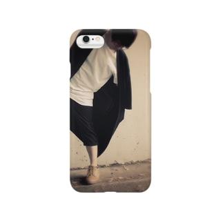 かっこつけぽむ Smartphone cases