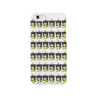 増殖 Smartphone cases