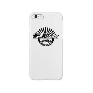 FJクルーザー Smartphone cases