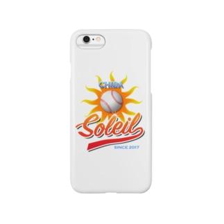 SOLEIL様用 スマートフォンケース