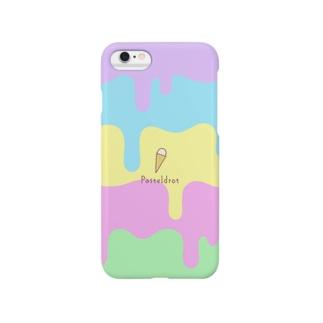 Pasteldrot Smartphone cases