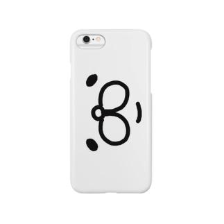 アイツの顔(横) Smartphone cases