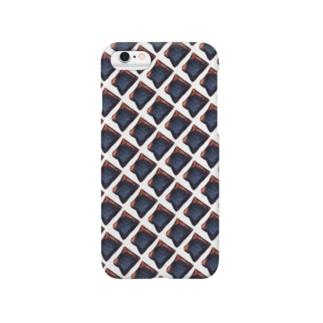 ニュー鱗パン Smartphone cases