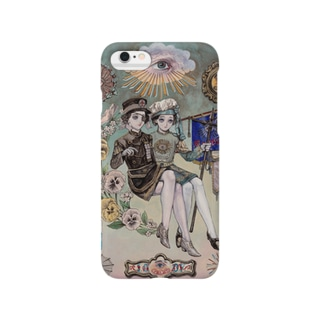 秘密結社 Smartphone cases