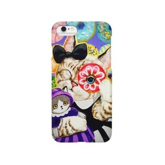 💘🍩Lovely Doughnut🍩💕 Smartphone cases