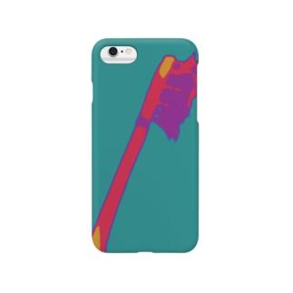 かみさんの施し Smartphone cases