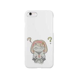 オリジナルミーくん Smartphone cases