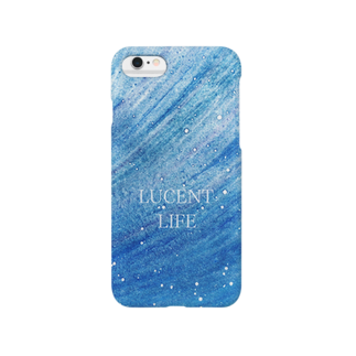LUCENT LIFEのLUCENT LIFE 宇宙の風 / Space Wind Smartphone cases