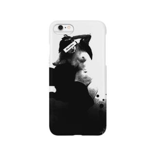 〝nyx〟iPhone-case Smartphone cases