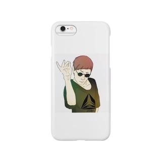 ん Smartphone cases