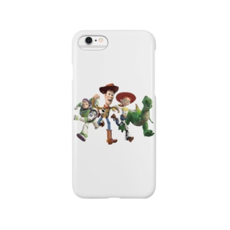 # トイストーリー Smartphone cases