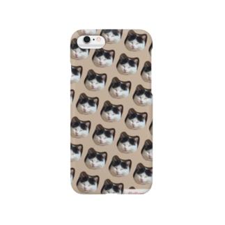 パン子のiPhoneケース Smartphone cases