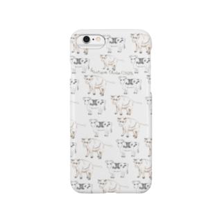 干支(丑年) Smartphone cases