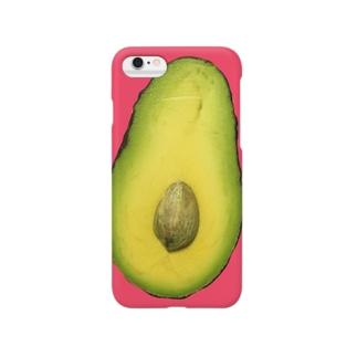いつかのアボカド by Wanna&Co. Smartphone cases