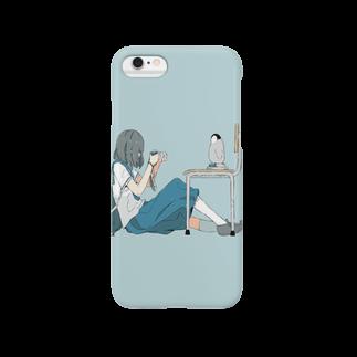 ダイスケリチャードの被写体P Smartphone cases