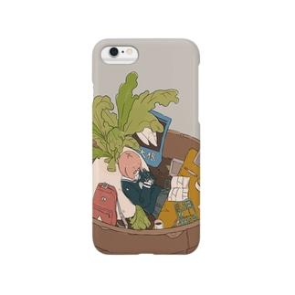 大根 Smartphone cases