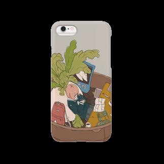 ダイスケリチャードの大根 Smartphone cases