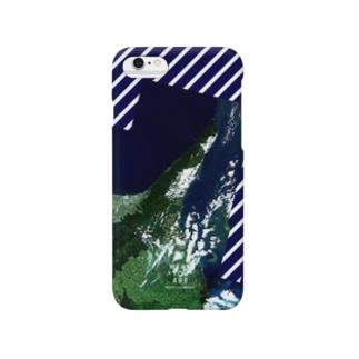 北海道 斜里郡 Smartphone cases