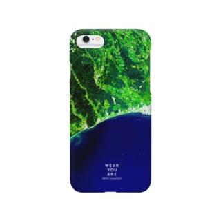 北海道 白糠郡 Smartphone cases