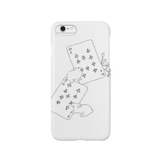クローバーどろぼう Smartphone cases