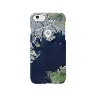 WEAR YOU AREの千葉県 浦安市 Smartphone cases