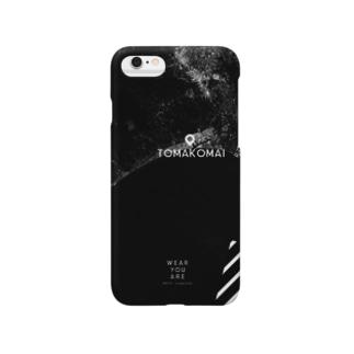 北海道 苫小牧市 Smartphone cases
