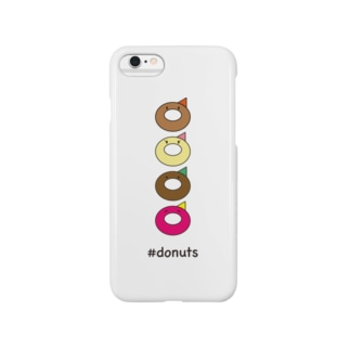 #donuts Smartphone cases