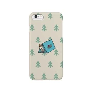 タラコーズのキャンプ Smartphone cases